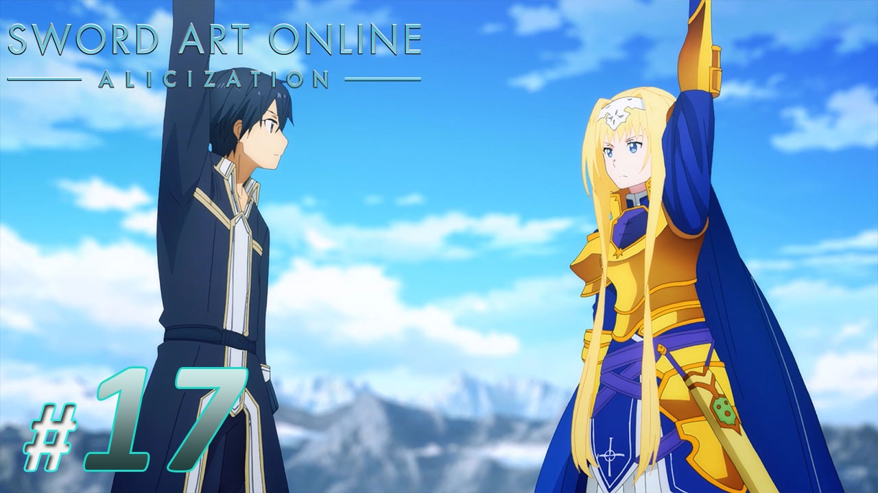 nonton streaming anime sao alicization sub indo eps 17