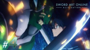 sao alicization sub indo episode 4