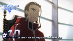 anime sword art online episode 10