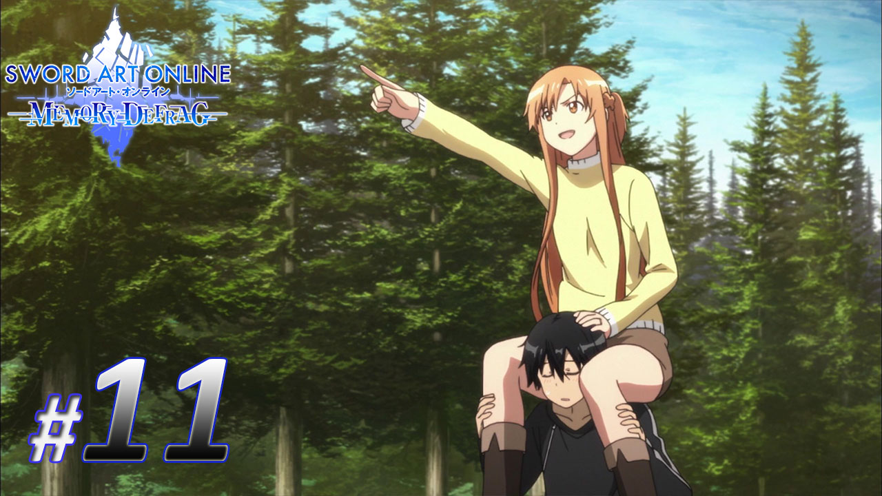 Nonton Sword Art Online Episode 11 Subtitle Indonesia | Action Movie