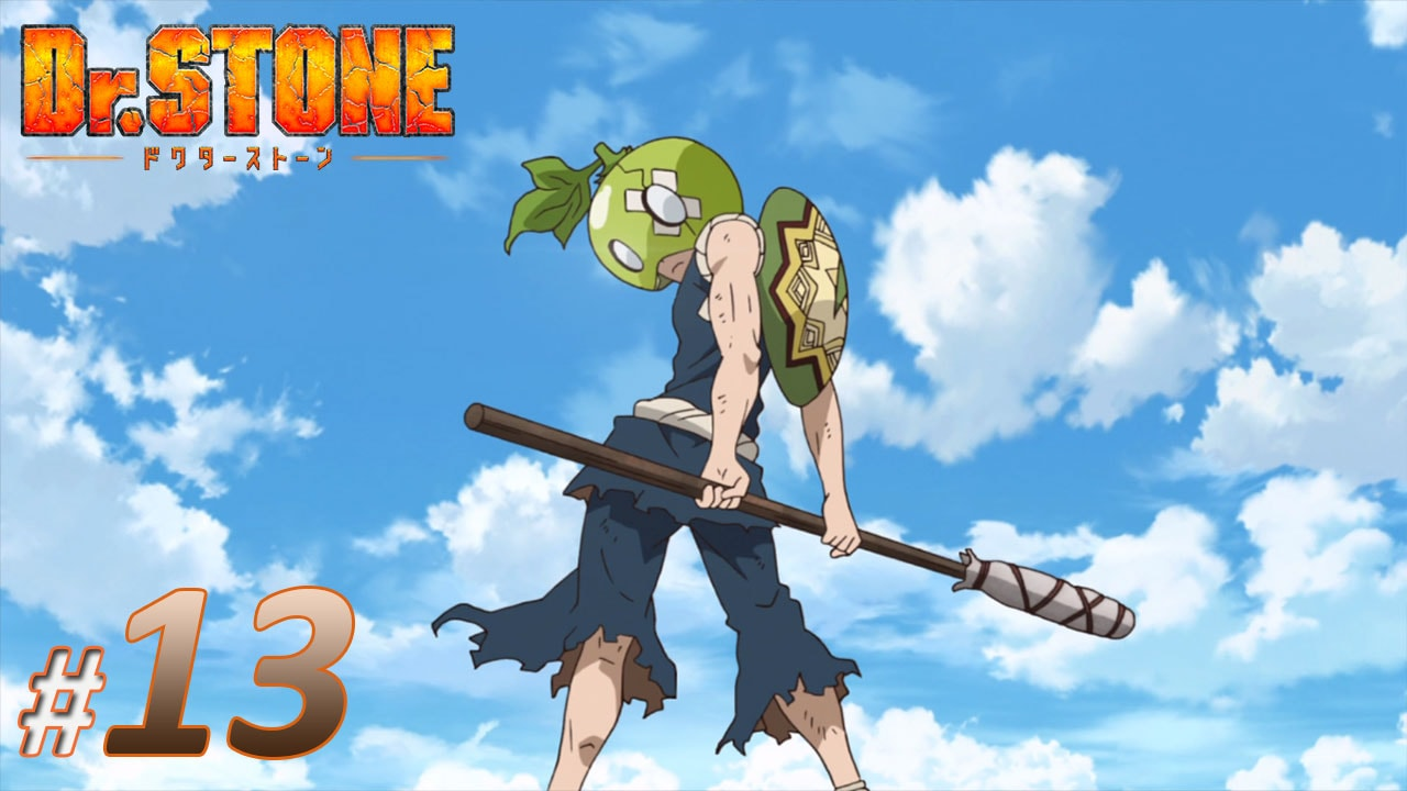 nonton streaming anime dr stone sub indo episode 13