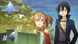 nonton streaming sword art online episode 4
