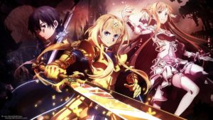 sword art online alicization war of underworlds anime sub indo