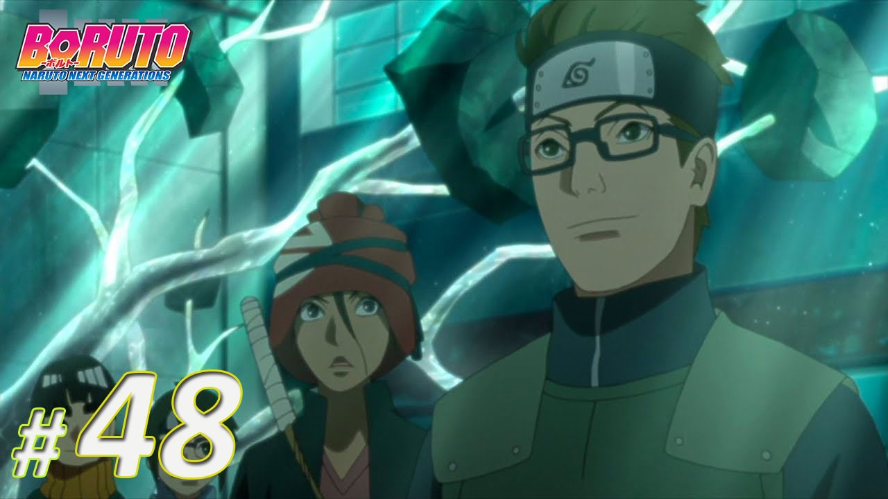 Boruto : Naruto Next Generations Episode 48 Subtitle Indonesia | Movie