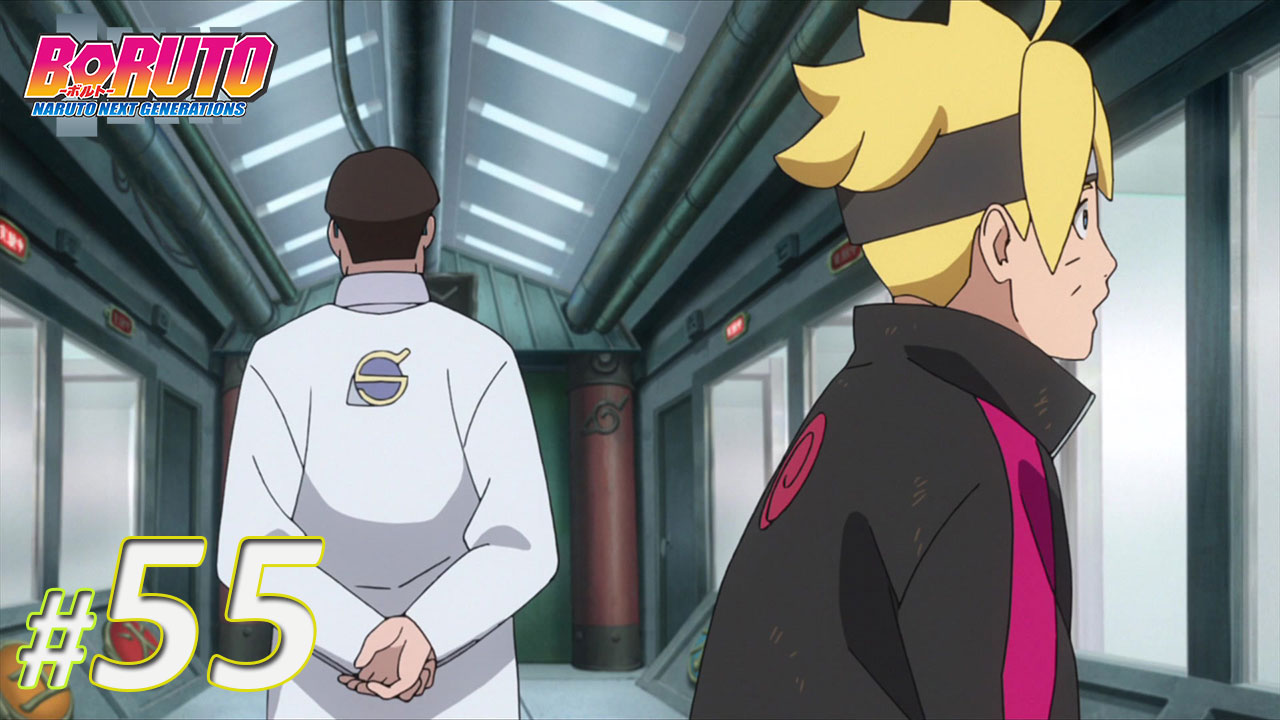 Boruto : Naruto Next Generations Episode 55 Subtitle Indonesia | Movie