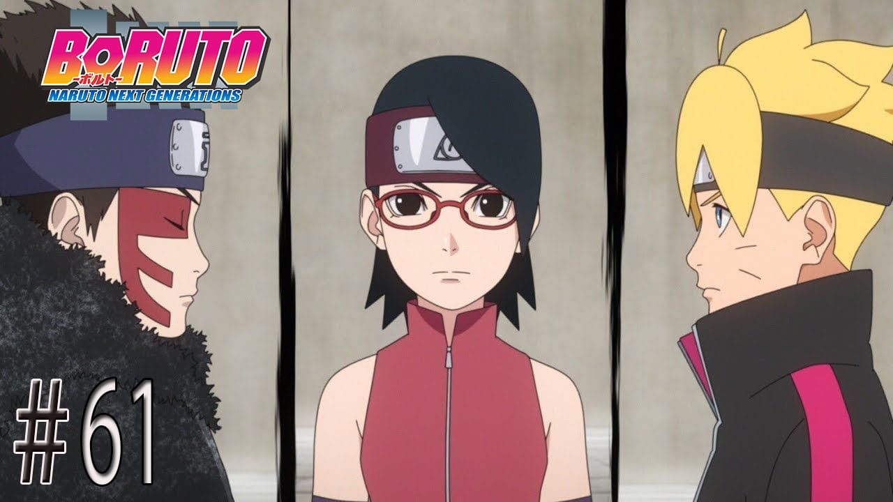Boruto : Naruto Next Generations Episode 61 Subtitle Indonesia | Movie