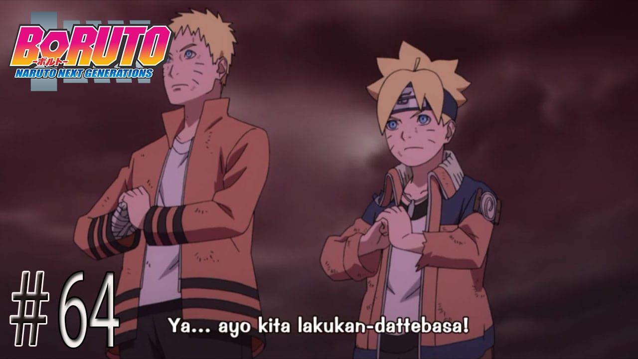 Boruto : Naruto Next Generations Episode 64 Subtitle Indonesia | Movie