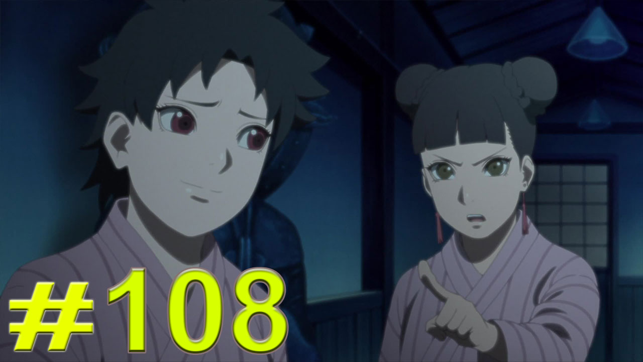 Boruto : Naruto Next Generations Episode 108 Subtitle Indonesia | Movie