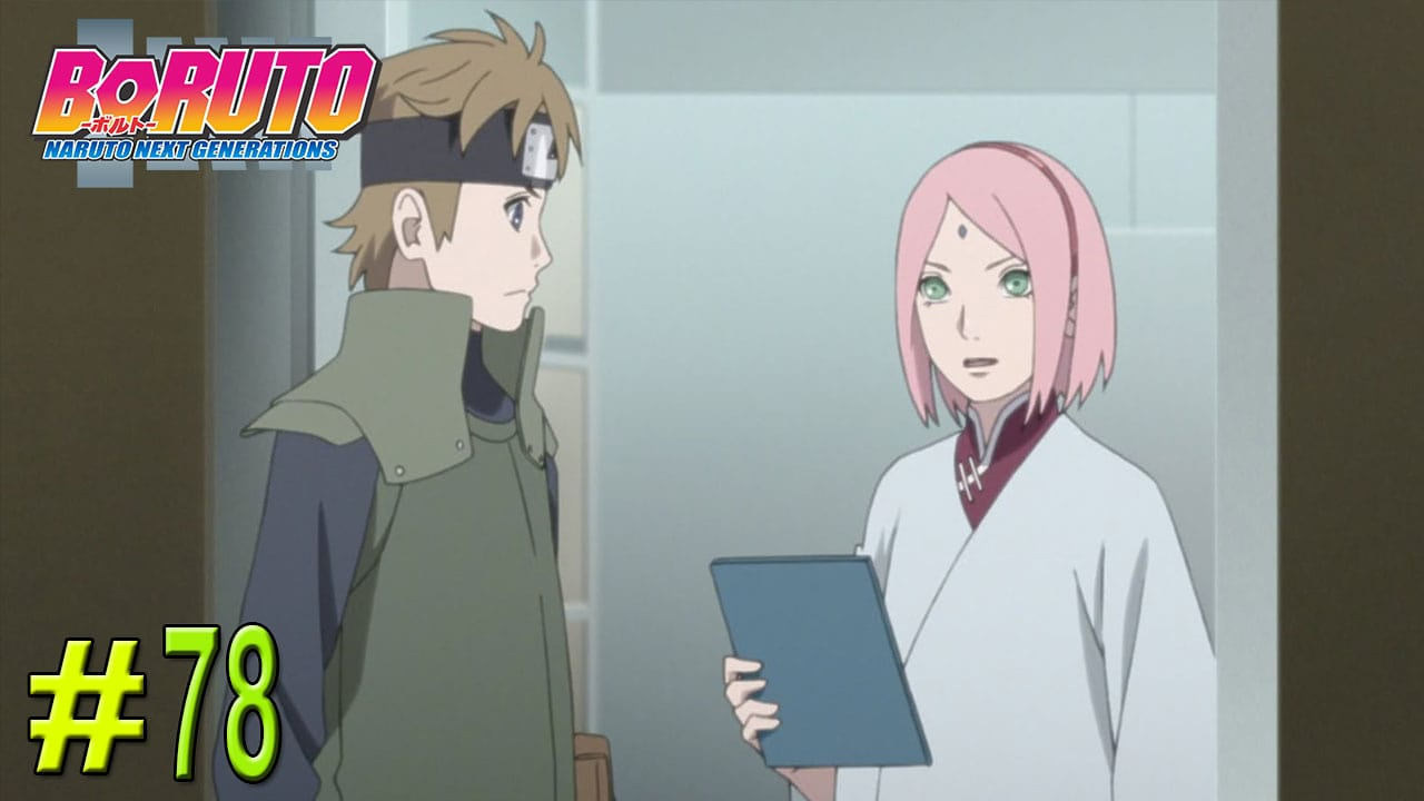 Boruto : Naruto Next Generations Episode 78 Subtitle Indonesia | Movie