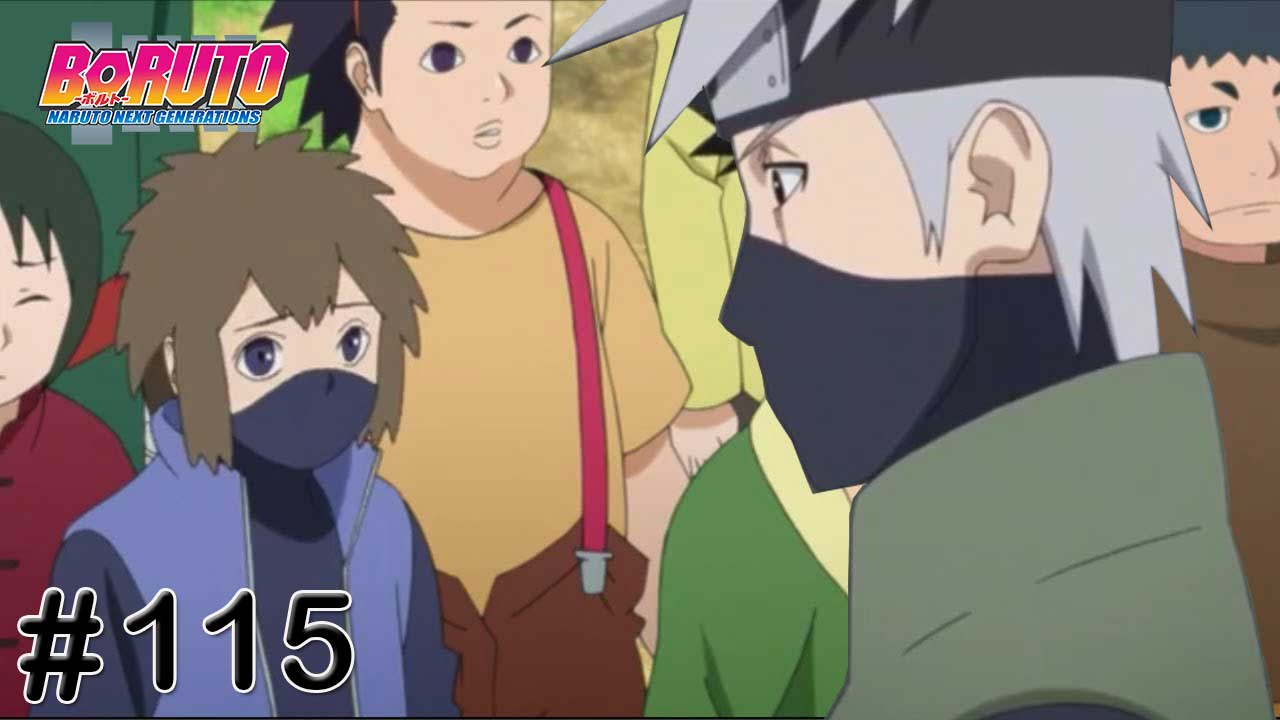 Boruto : Naruto Next Generations Episode 115 Subtitle Indonesia | Movie