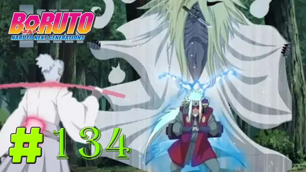 Boruto : Naruto Next Generations Episode 134 Subtitle Indonesia | Movie