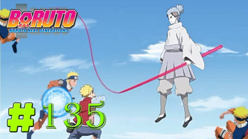 Boruto : Naruto Next Generations Episode 135 Subtitle Indonesia | Movie