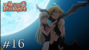 Nonton Nanatsu No Taizai Season 3 Episode 16 Subtitle Indonesia