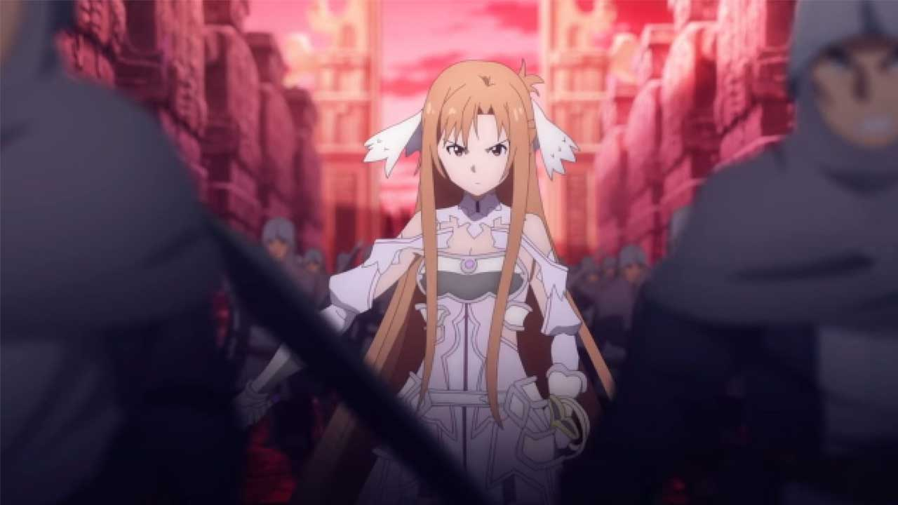 sao alicization war of underworlds part 2 sub indo eps 1